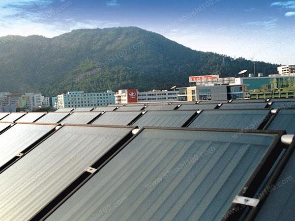 太阳能集热板的具体运用—影响太阳能集热板热效率的主要因素