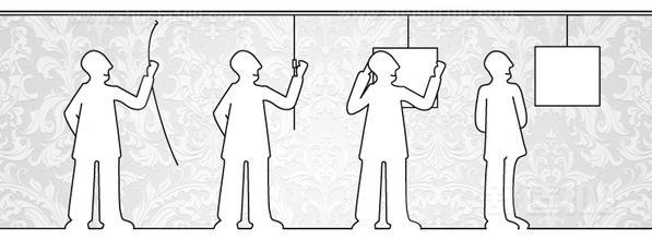 挂画怎么安装—挂画安装详细步骤