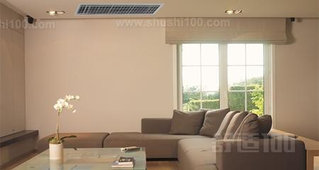 别墅装什么空调好——安装中央空调最佳