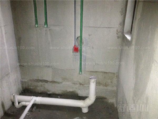 下沉式卫生间装修 下沉式卫生间装修方式介绍图片