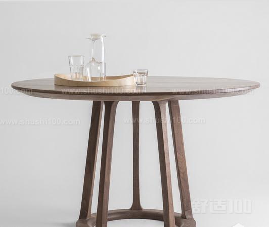 胡桃木圆餐桌—胡桃木圆餐桌品牌推荐