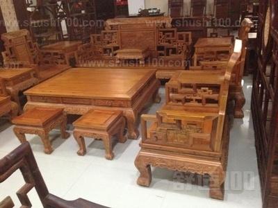 红木家具木材—几种红木家具木材介绍
