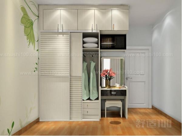 衣柜梳妆台组合 衣柜梳妆台组合设计知识介绍