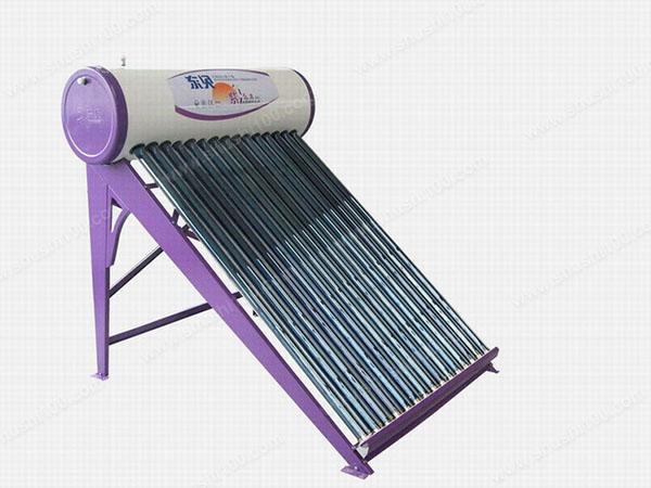 太阳能热水器选择—应该如何选择太阳能热水器