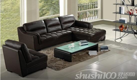 黑色皮质沙发—买黑色皮质沙发选哪款品牌