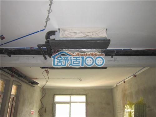 中央空调室内机安装施工图展
