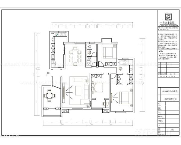 楼房平面设计—如何看懂楼房平面设计图