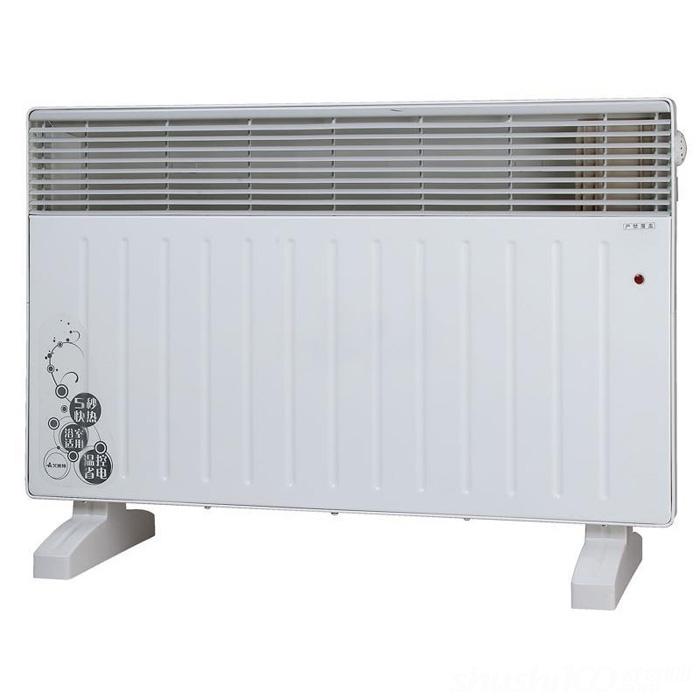 采用全透明高温电热膜为发热材料,在工艺上处于世界先进水平。采用热风道结构,传热方式为强化对流,热启动速度快,出风温度3分钟内可达100以上,但断电后则迅速冷却。由于电热膜加热时是自身无氧化,使用寿命可在10万小时,同时具有体积小,造型美观等特点,属于电暖器一族的换代产品。 希望小编的介绍能够帮助大家了解一下相关知识。现在,大家应该都知道了家用电热取暖器哪种好,显然可以极大帮助大家对其的选购。当然,除小编的介绍外,大家还可以对其进行进一步的了解。多学一点知识总会对大家以后的工作及生活有所帮助的。
