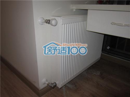 文章专栏 暖气片图片欣赏-暖气片装修效果图展示  小户型暖气片安装