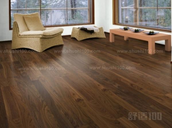 黑胡桃木地板 黑胡桃木地板有哪些特点