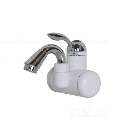 水龙头构造—电热水龙头原理及功能