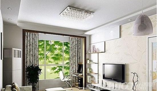 家庭客厅电视墙—家庭客厅电视墙风格介绍