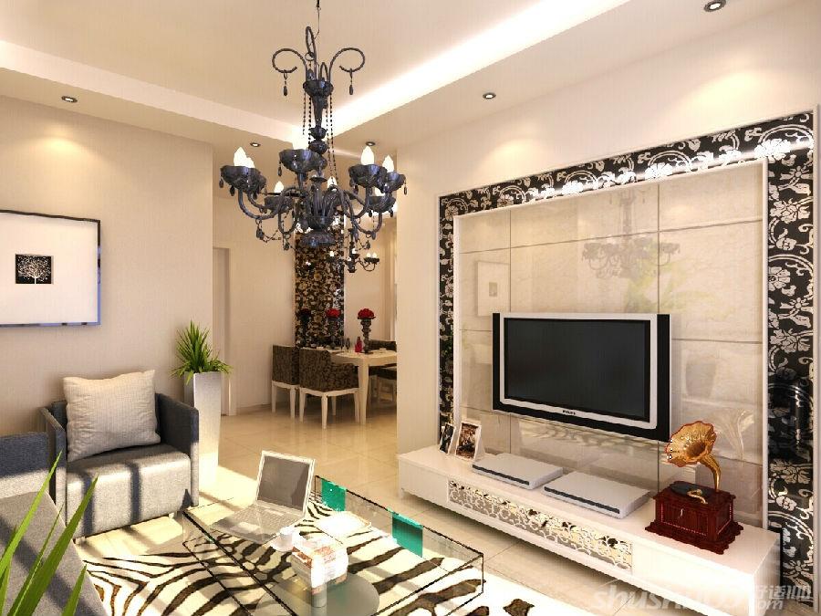 电视墙欧式—凸显电视背景墙的设计感