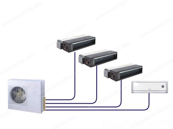 多联机空调压缩机—多联机中央空调压缩机原理及优缺点