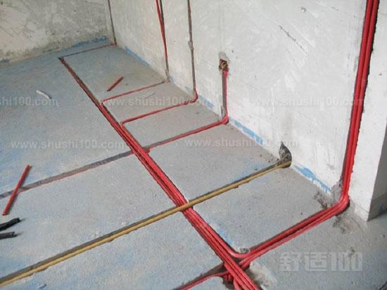 家装改电布线 家装改电布线过程和注意事项图片