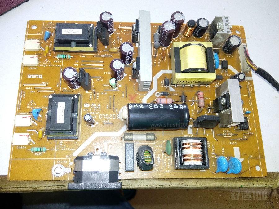 东芝电源板—pfc电路故障