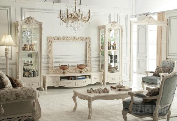 卡芬达家私—尽享庄重大气   欧式古典家具品牌卡芬达220系列致力