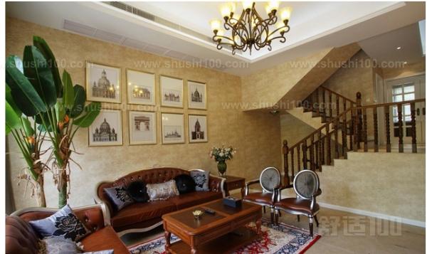 美式客厅壁纸 美式客厅壁纸的常见种类