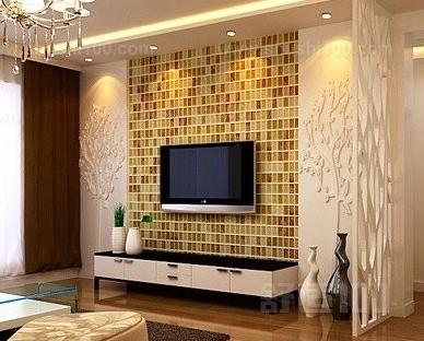电视墙用马赛克—电视墙用马赛克装饰有哪些优点