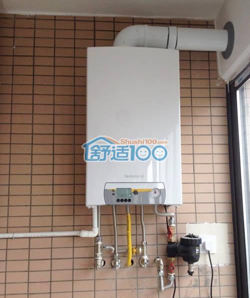 武汉万锦江城中央空调暖气片工程案例—打造属于自己的温馨小家