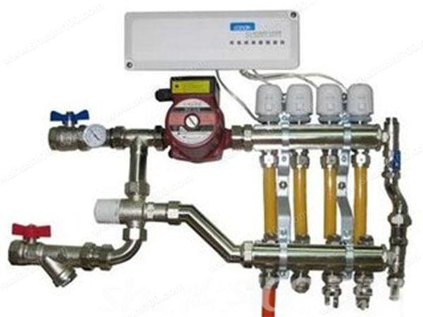 安装地暖分水器—对安装地暖分水器安装的解析