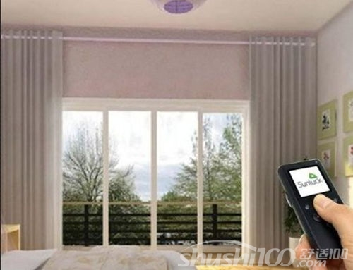 智能家居的安装—智能电动窗帘怎么安装?