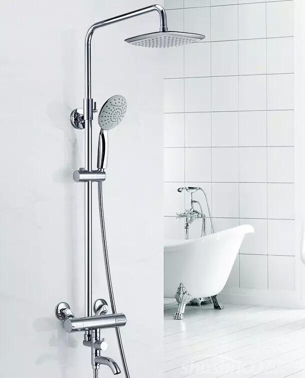 花洒淋浴头—花洒淋浴头的优点和安装方法