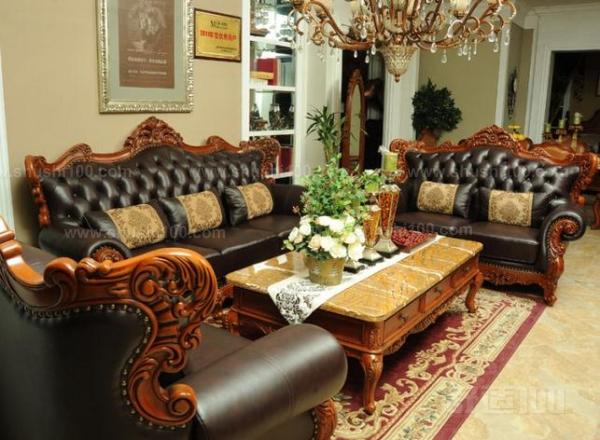 美式家具沙发—美式家具沙发的特点图片