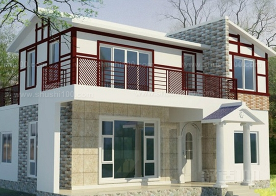 外墙瓷砖的设计风格是比较多样的,这也就满足了不同家庭对于装修的