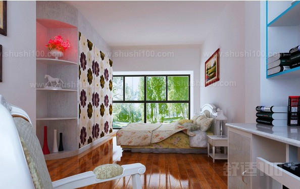房屋的外观及空间设计在很多的地方都是不同的,其中长方形的房间是