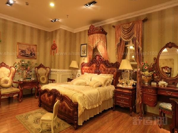 欧式卧室家具—欧式卧室家具的特征有哪些