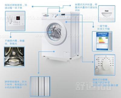 海尔滚筒洗衣机怎么样—海尔滚筒洗衣机介绍