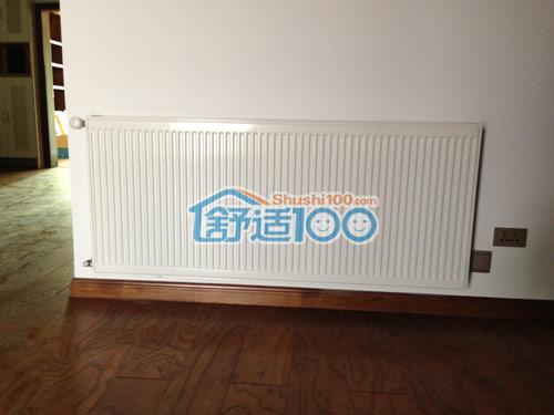 客厅暖气片安装效果图