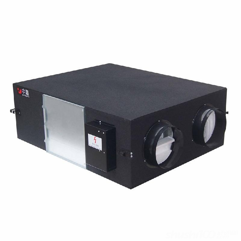 显热热交换器—显热热交换器结构及工作原理介绍