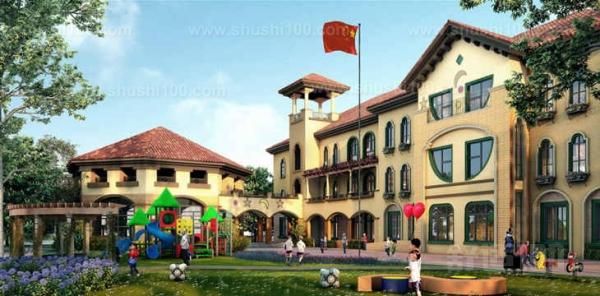 欧式幼儿园设计—欧式幼儿园设计要点介绍