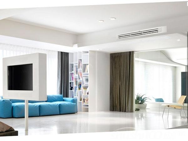 家用中央空调安装规范—家用中央空调安装要注意什么?