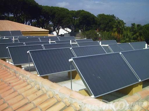 太阳能家庭供暖设备—太阳能供暖设备知识介绍