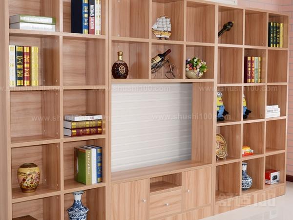 组合书柜墙—组合书柜墙的设计要点介绍