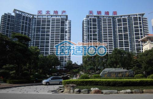 东莞天骄峰景中央空调工程案例-集成式服务让安装更放心
