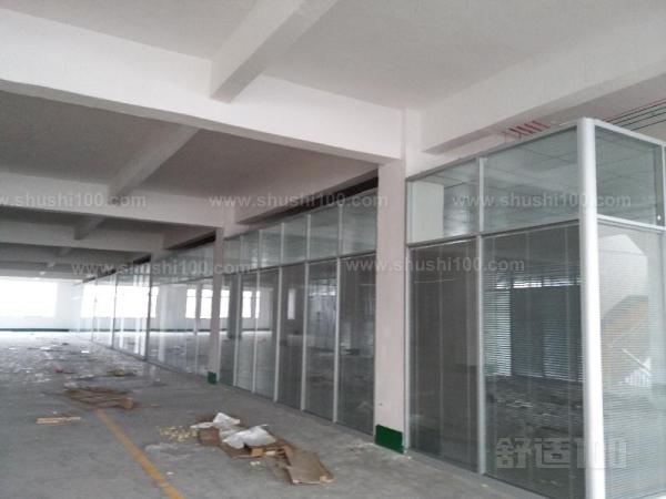 中空百叶玻璃隔断 中空百叶玻璃隔断特点介绍