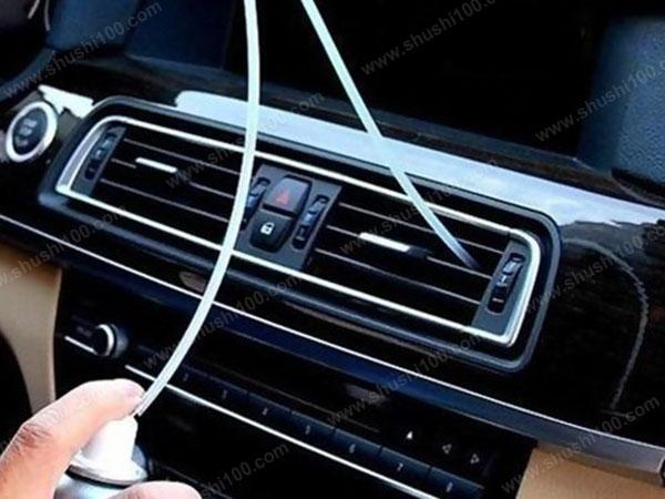 空调风道 如何清洗汽车空调风道高清图片