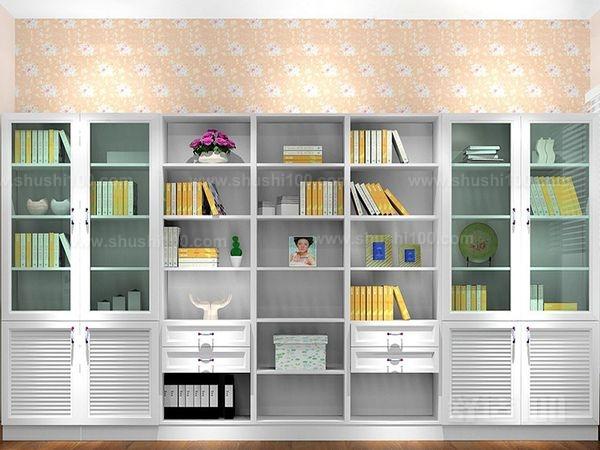板式组合书柜—怎么选购板式组合书柜