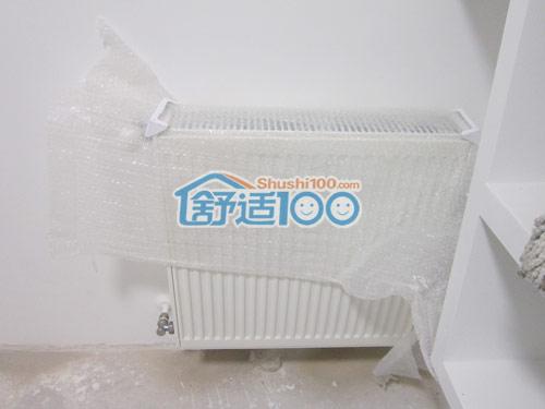 武汉南湖金洋花园暖气片工程案例-暖气片让生活暖洋洋