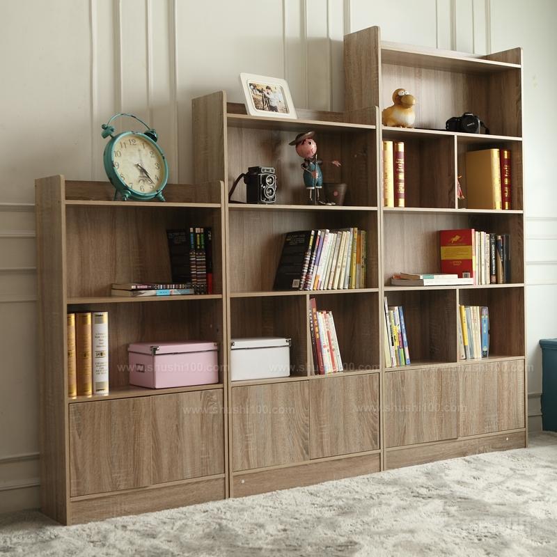 还有五金配件,可以通过不同材料间的组合,将书桌书架打造成各种结构的
