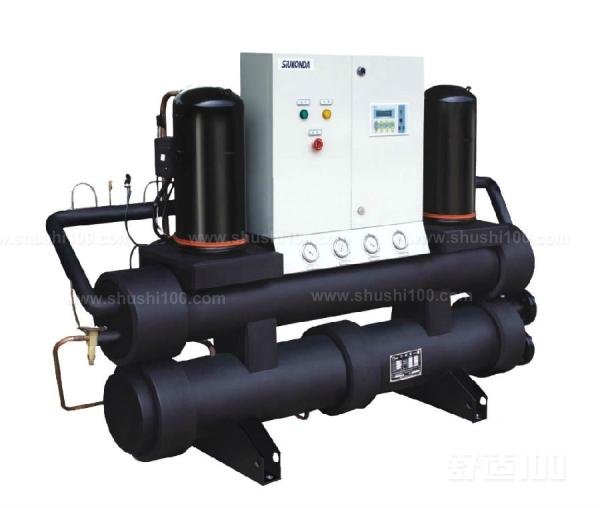 地源热泵水空调—地源热泵水空调技术特点介绍