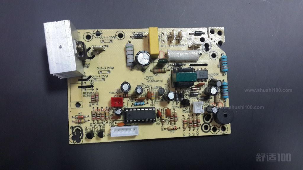 电陶炉电路—电陶炉电路分析介绍