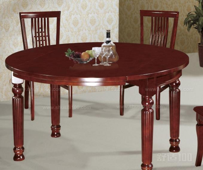实木餐桌腿—实木餐桌的选购和保养维护