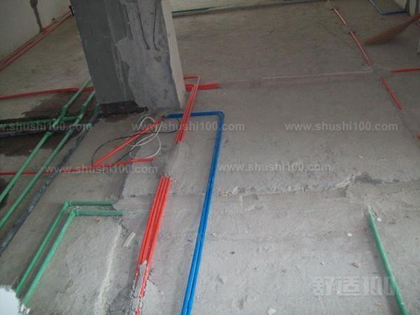 水电安装工艺—水电安装的施工工艺流程