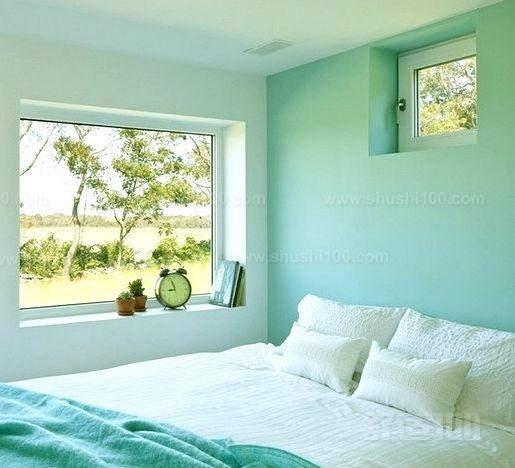 薄荷绿房间—怎么设计薄荷绿房间