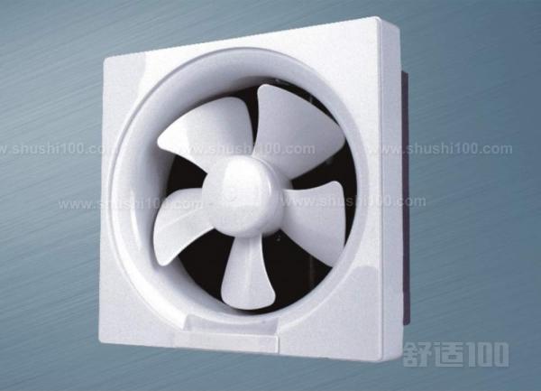 窗式排气扇安装—窗式排气扇的安装方法介绍